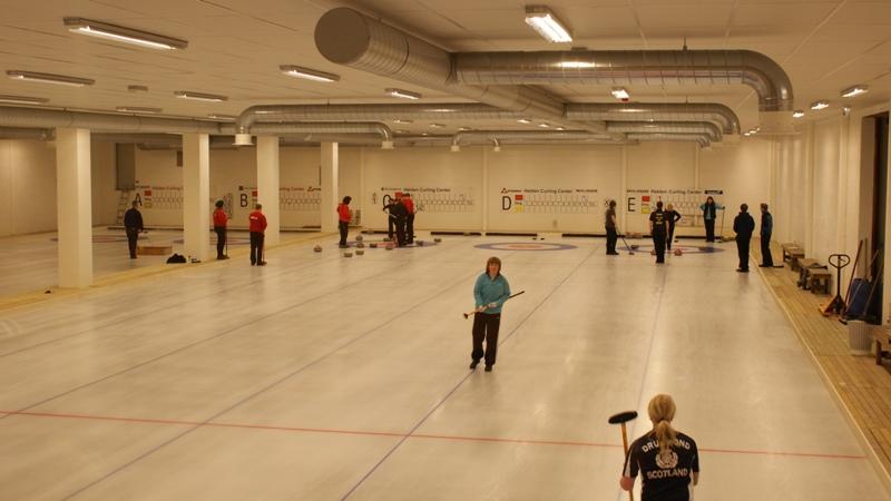 Curlinghallen